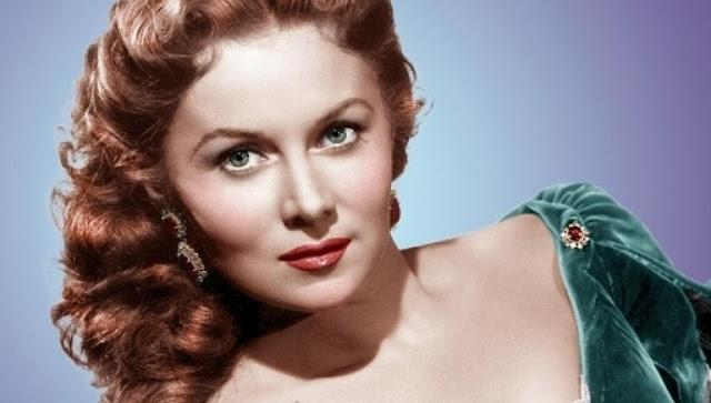 Rhonda Fleming, a Rainha do Technicolor ~ Memórias Cinematográficas