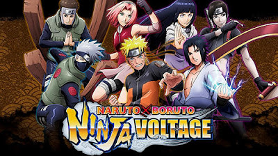 Download Naruto X Boruto Ninja Voltage Mod Android english version