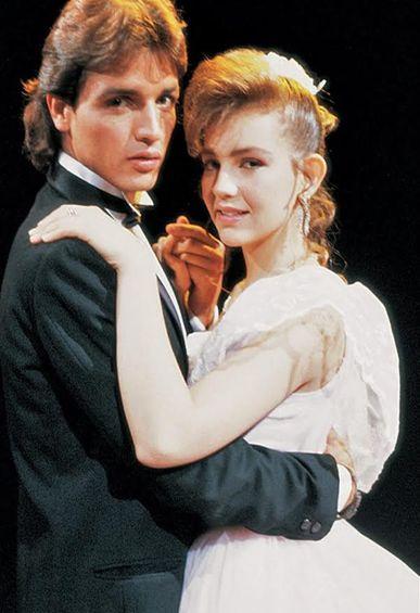 Rafael Rojas, en su época dorada vde actor. FOTO: La Nación