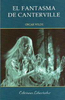 Portada del libro El fantasma de Canterville para descargar en pdf
