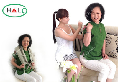 Máy massage giảm đau Olekin