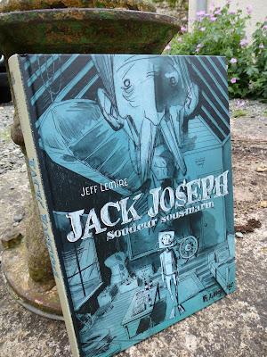 jack joseph soudeur sous marin lemire bd