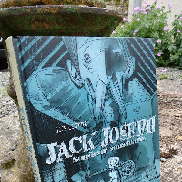 Jack Joseph, soudeur sous-marin de Jeff Lemire