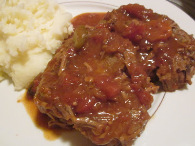 Pot Roast in Tomato Sauce