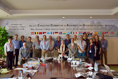 The ICDP Executive Committee and Assembly of Governors in Guilin, China