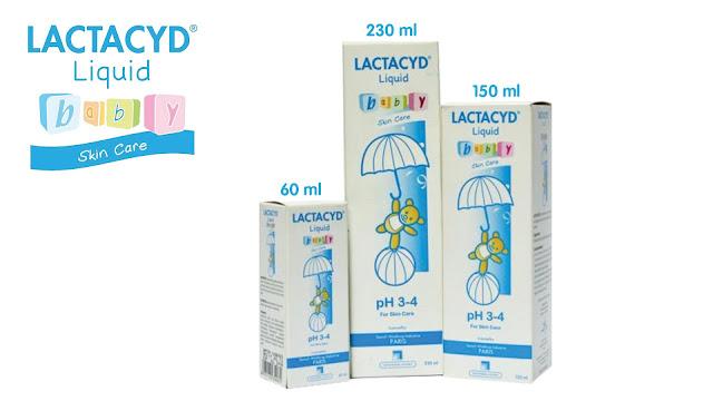 lactacyd baby, sabun mandi cair bayi, sabun iritasi kulit