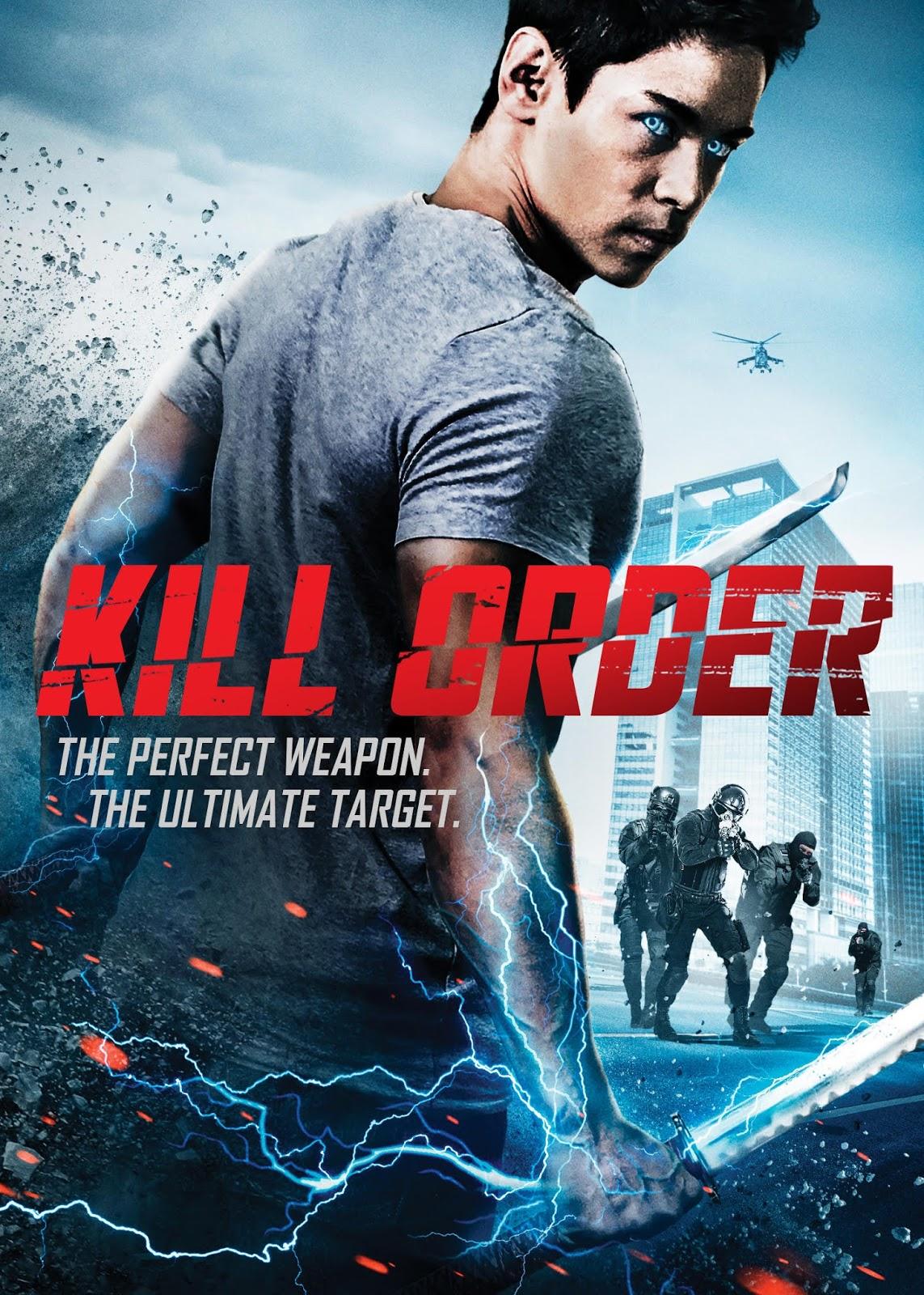 Kill Order Legendado