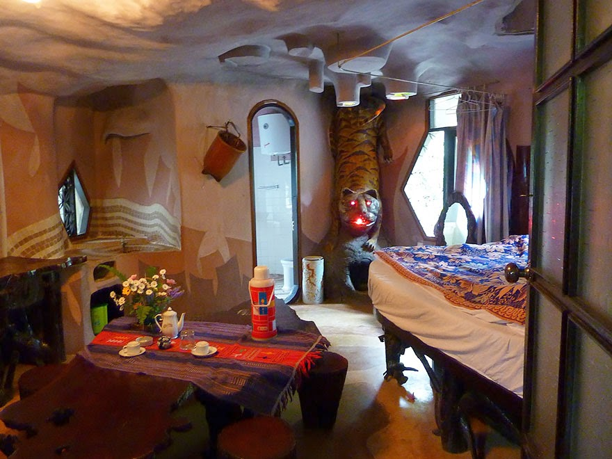 "19. ""The Crazy House"" Hang Nga Guesthouse, Vietnam - 26 Of The Coolest Hotels In The Whole Wide World"