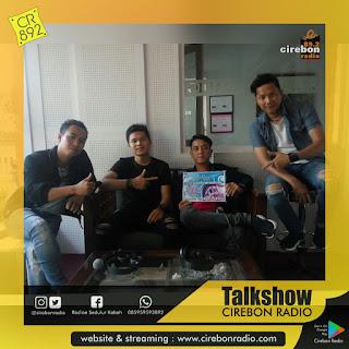 """Talkshow Sareng Ilir 7 Band Perkawis Single Teranyare """"Salah Apa Aku"""""""