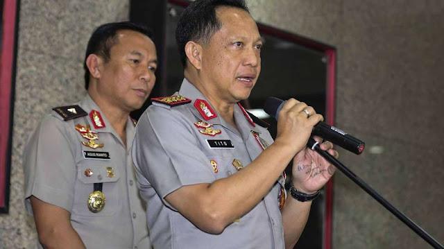 Tito Karnavian: Stigma FPI Radikal Tidak Benar, FPI Adalah Ormas Islam Yang Sangat Toleran