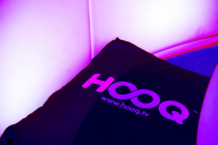 Globe LIVE and HOOQ Hangouts