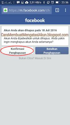 cara memblokir facebook orang lain supaya tidak mampu dibuka