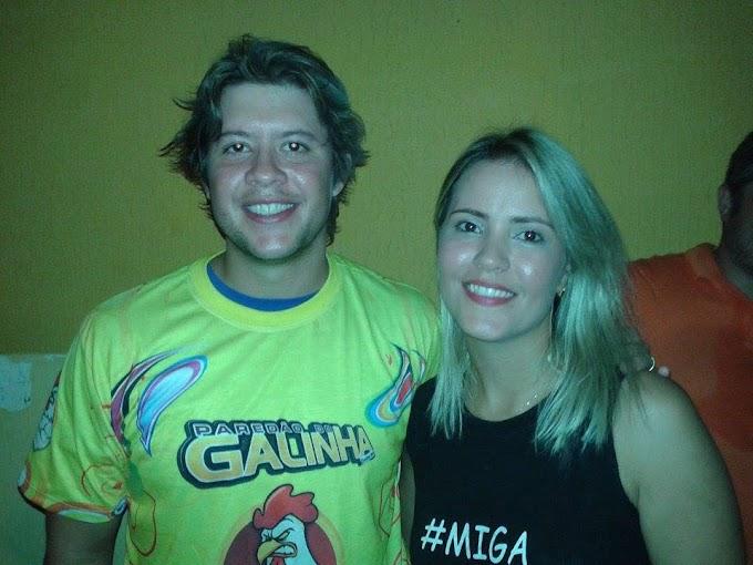 """ISSO É POLÍTICA: """"Fotos não fazem eu mudar de lado"""", instiga teresinense contra blogueiro de Caxias"""