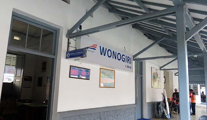 Stasiun Wonogiri