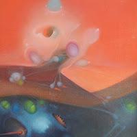 Mauro Mejíaz arte y pintura informalista