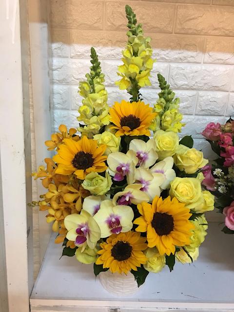 Shop hoa tươi Long Hải Long Điền