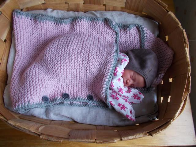 vauvan pesä