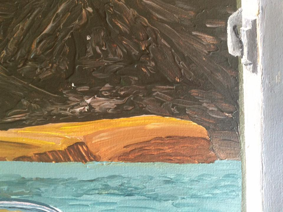 Kodiak Alaska Art Landscape Painting - Nature Artist Yona Brodeur