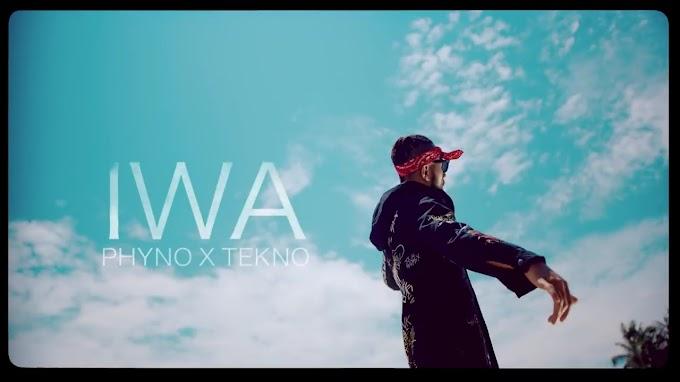 "Phyno – ""Iwa"" Ft Tekno [Video]"