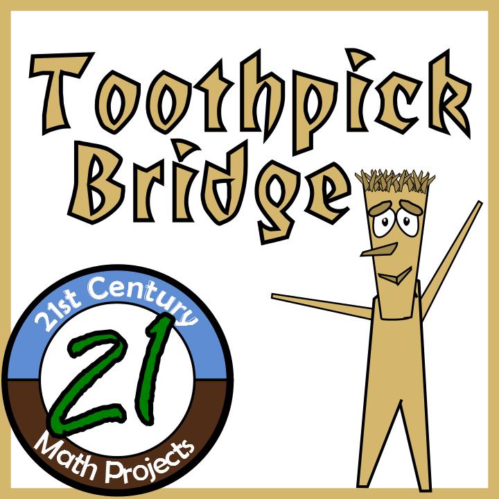 Toothpick Bridge - STEM Project - Clark Creative Education