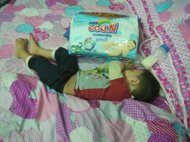 Goo.N Premium Diapers