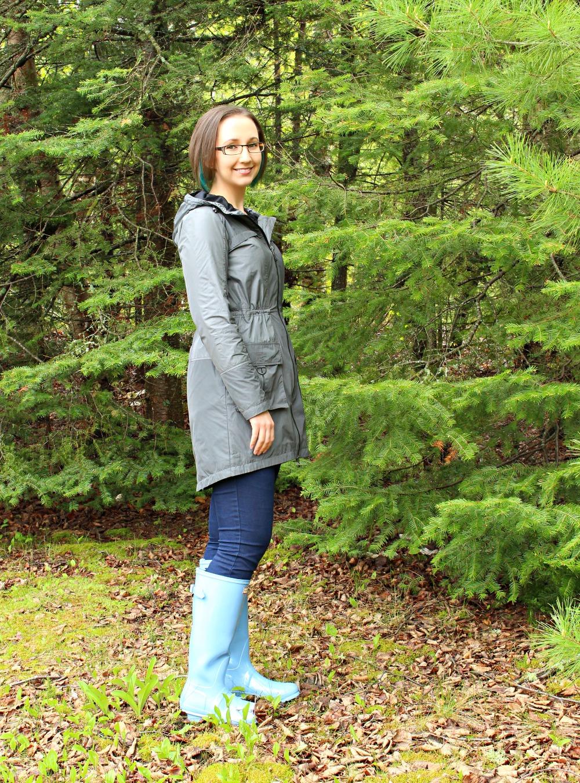 Chic Rain Coat Options for Women