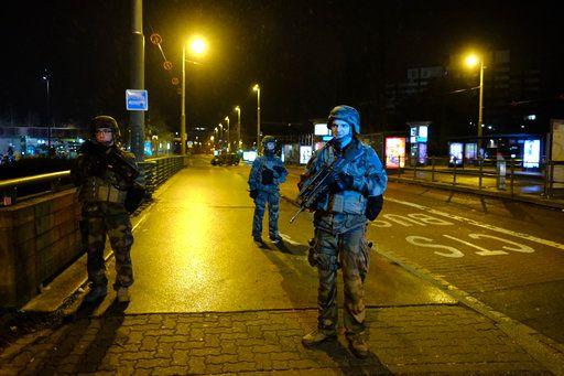 Στρασβούργο: Τρομοκρατική επίθεση με 3 νεκρούς (βίντεο)