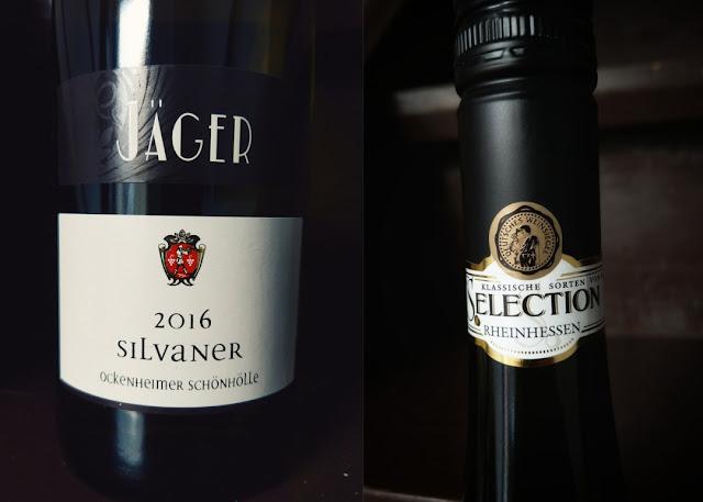 2016er Silvaner Ockenheimer Schönhölle Selection vom Weingut Jäger