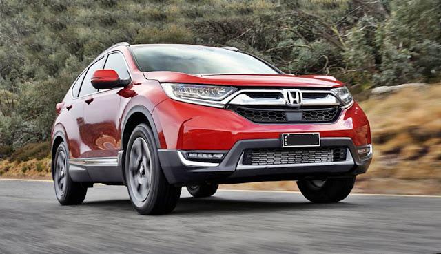 2018 Honda CR-V review