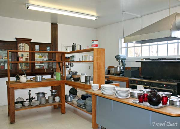 Kentucky Selling Food Commercial Kitchen