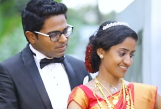 KERALA CHRISTIAN WEDDING HIGHLIGHTS MERLIN & JERIN