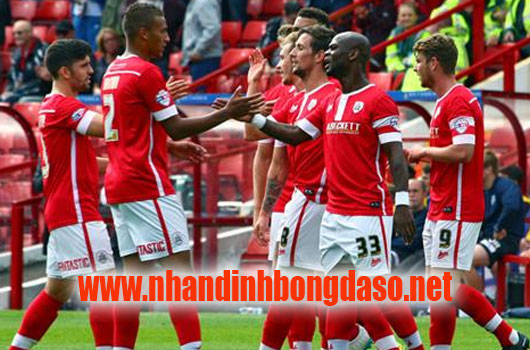 Barnsley vs Preston North End www.nhandinhbongdaso.net