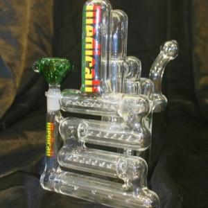 Awesome Pipes: Medicali Bong