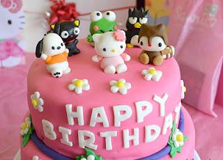 birthday cake kue ulang tahun anak murah meriah novi gift shop Asal Usul adanya perayaan Ulang Tahun
