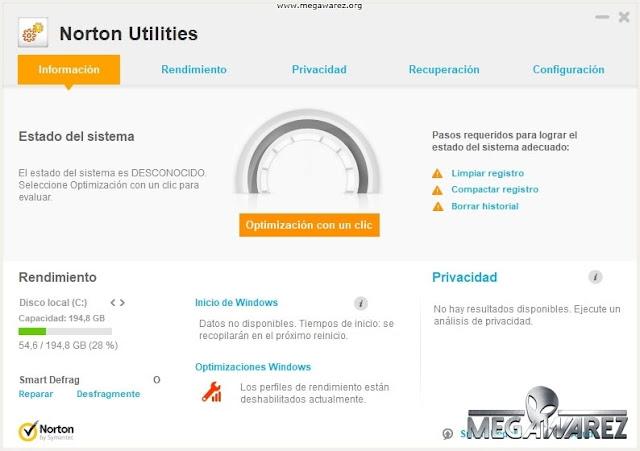 Symantec.Norton.Utilities.16.0.2.53 imagenes