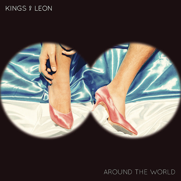 Kings of Leon - Around The World - Single Cover