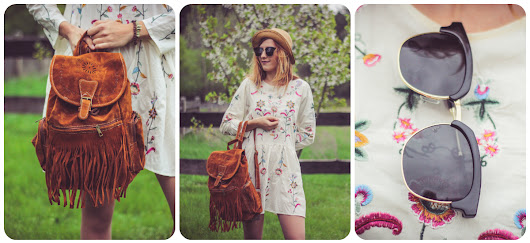 #54 Two spring outfits from my garden
