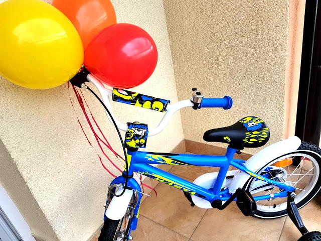 rowerek dla dziecka na urodziny