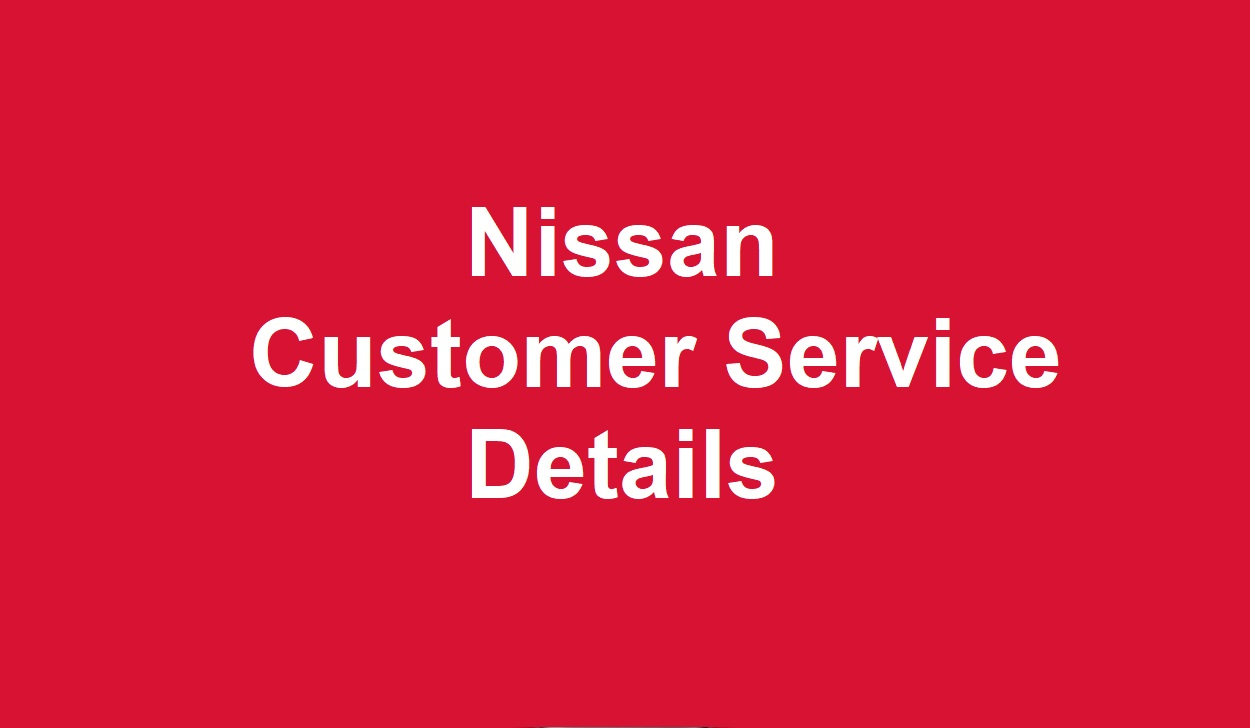 Nissan Electric Vehicles Customer Services