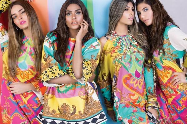 ef6a7697e6 Sana Safinaz Muzlin 2017-2018 - Volume 1 - Clothing9Store.pk ...