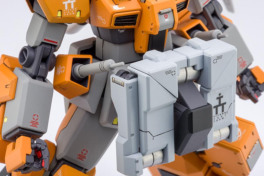 Custom Build Hgbf 1 144 Gm Cardigan Custom Gundam Kits Collection