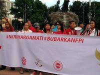 Aksi Petisi Bubarkan FPI Sepi Peminat, Pendukung Ahok Ngeles