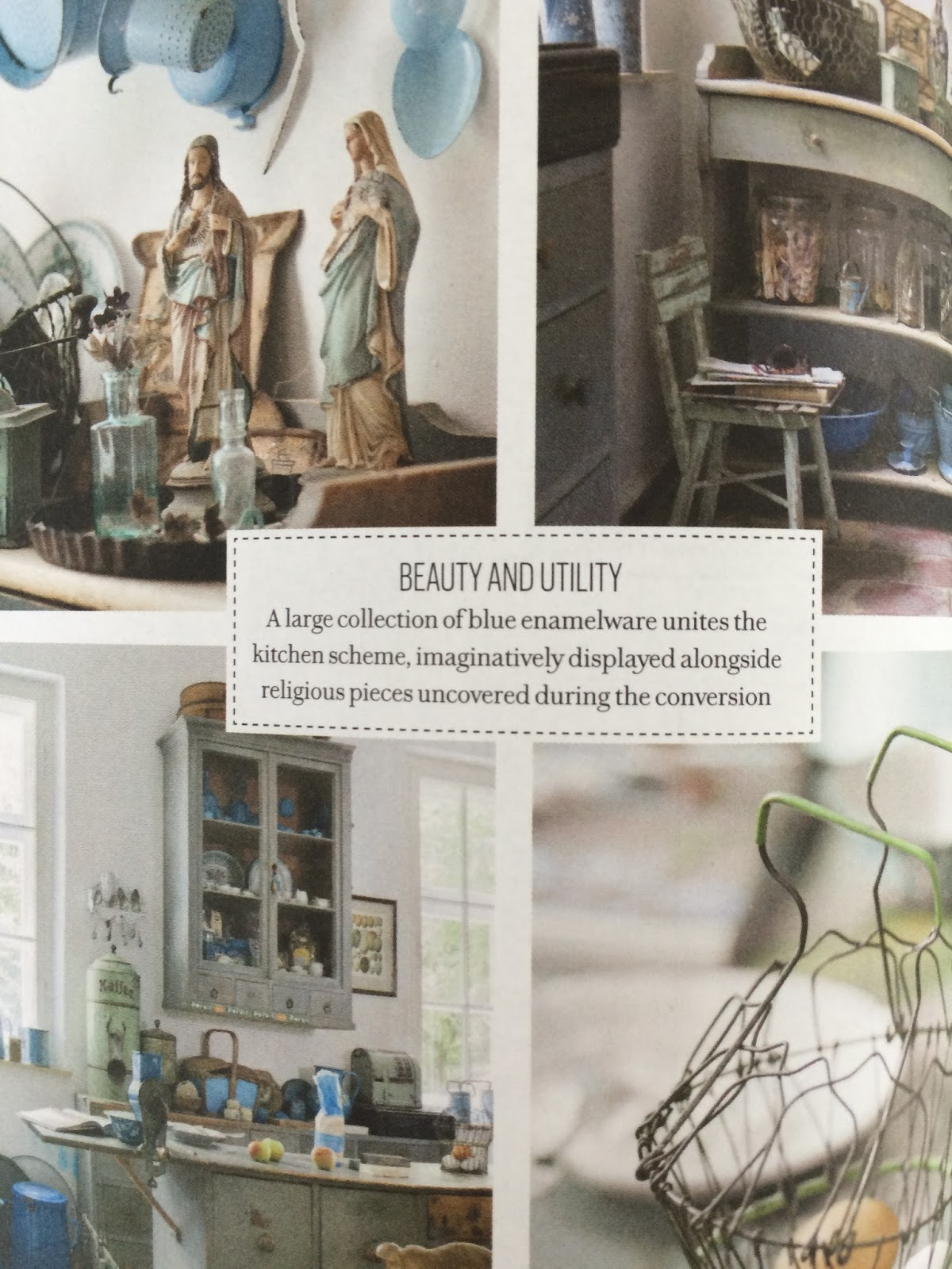 Image From Country Living Modern Rustic Published By David Parker U0026 Hearst  Magazines UK
