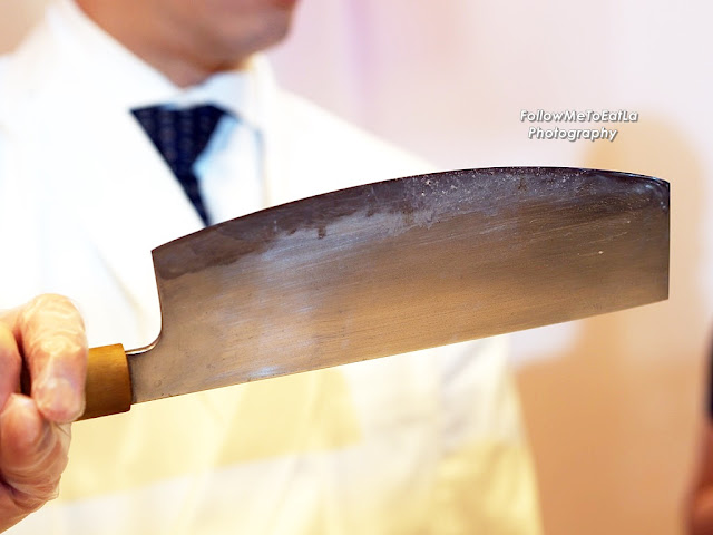 Chef's Specially Made For Sushi Knife