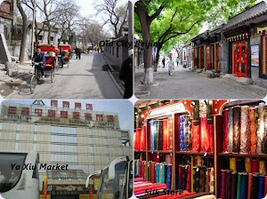 Paket Wisata Muslim Beijing