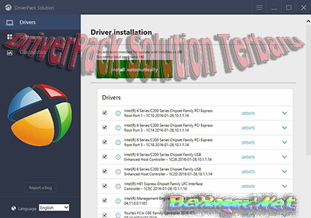 Driver Pack Solution Terbaru - BeHangat.Net