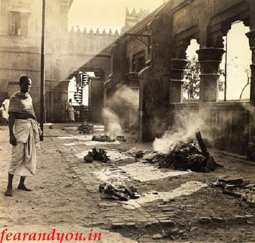 nimtala-burning-ghat-haunted-places-in-kolkata