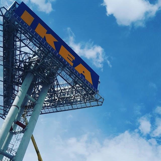 Visiting the new Ikea Cheras, Kuala Lumpur
