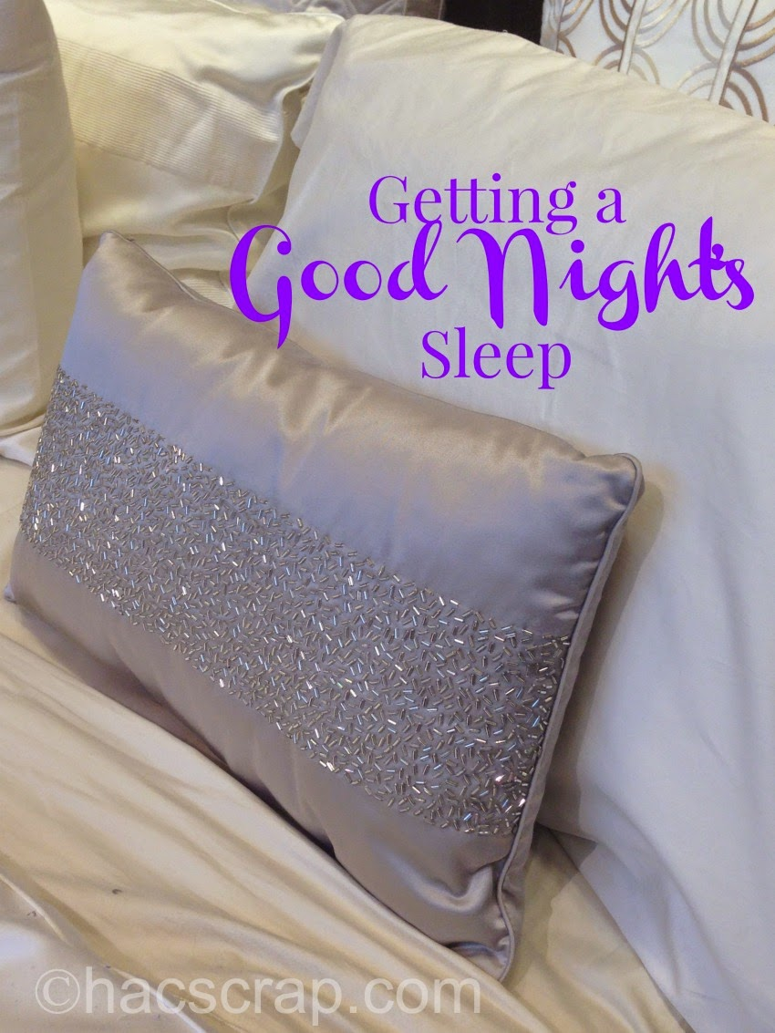Getting a Good Night's Sleep With Essential Oils