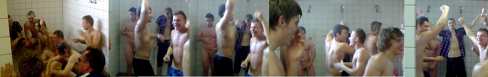 nude boys in locker room